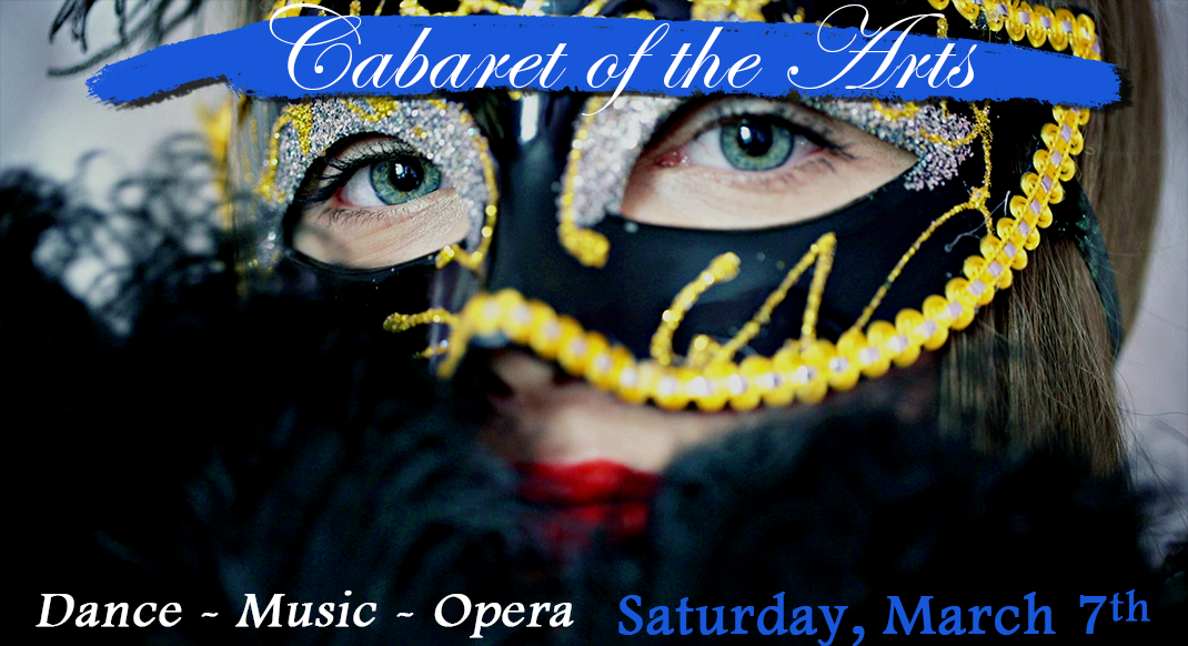 Cabaret 2020 Banner